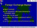 foreign exchange market3