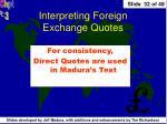 interpreting foreign exchange quotes2