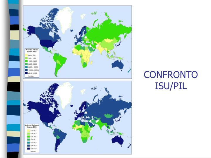 CONFRONTO ISU/PIL