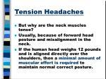 tension headaches1