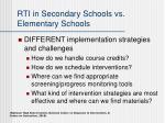 rti in secondary schools vs elementary schools2