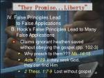 they promise liberty36