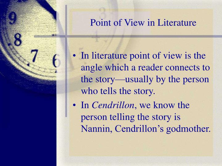 Point of View in Literature