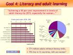 goal 4 literacy and adult learning