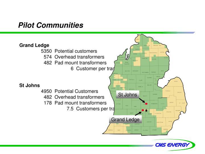 Pilot Communities