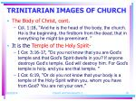 trinitarian images of church1
