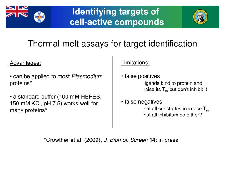 Identifying targets of