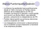 alianza puertorrique a coalici n1
