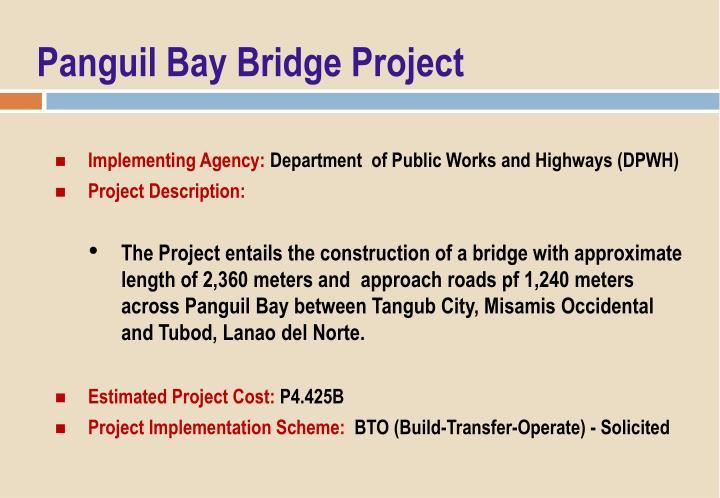 Panguil Bay Bridge Project