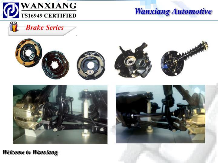 Wanxiang Automotive