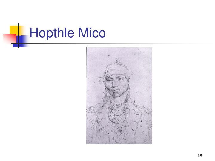 Hopthle Mico