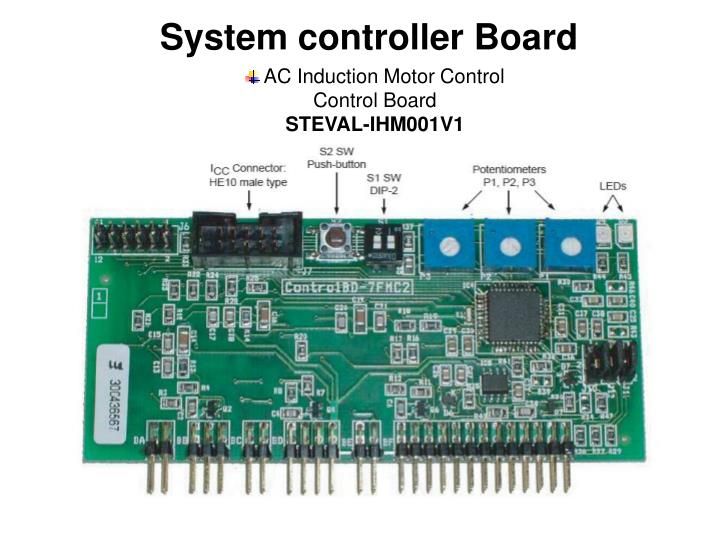 System controller Board