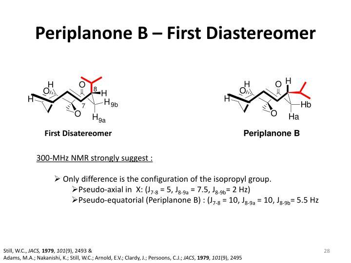 Periplanone