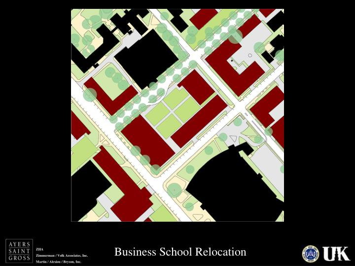 Business School Relocation