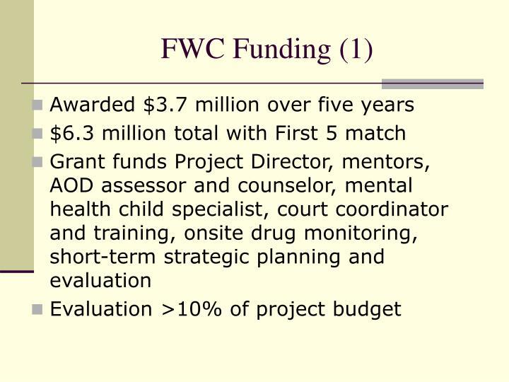 FWC Funding (1)