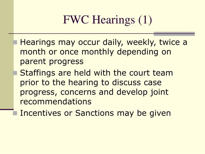 FWC Hearings (1)