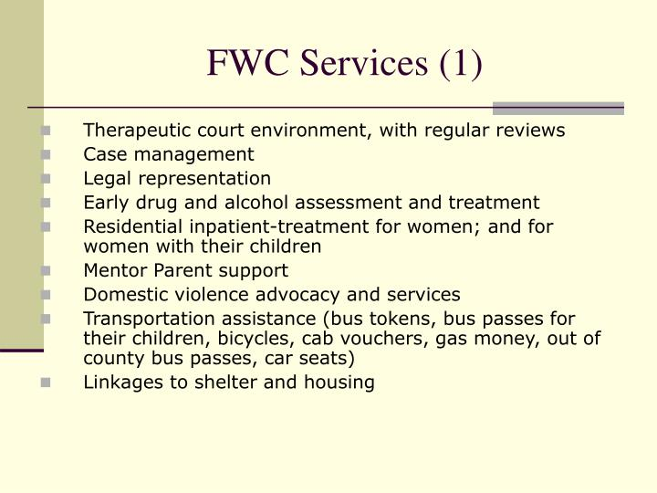 FWC Services (1)