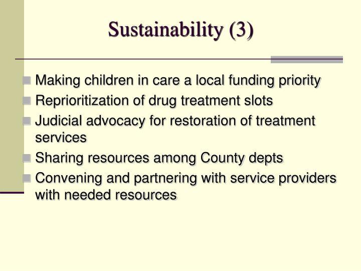 Sustainability (3)