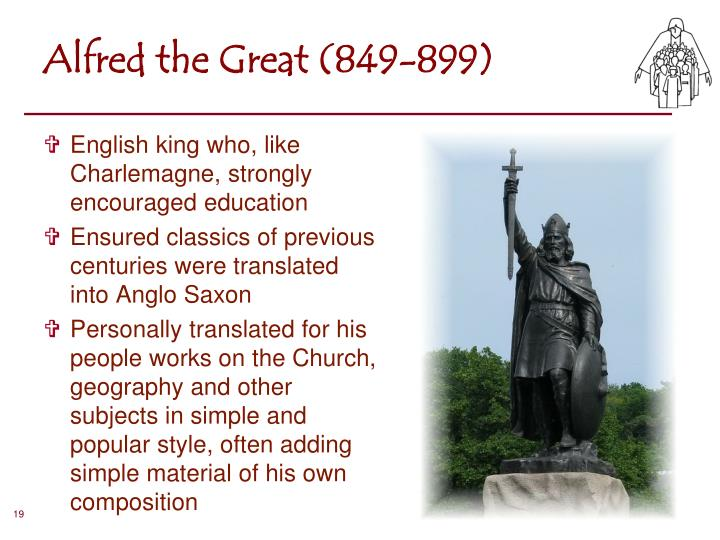 Alfred the Great (849-899)
