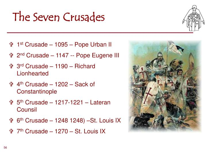 The Seven Crusades