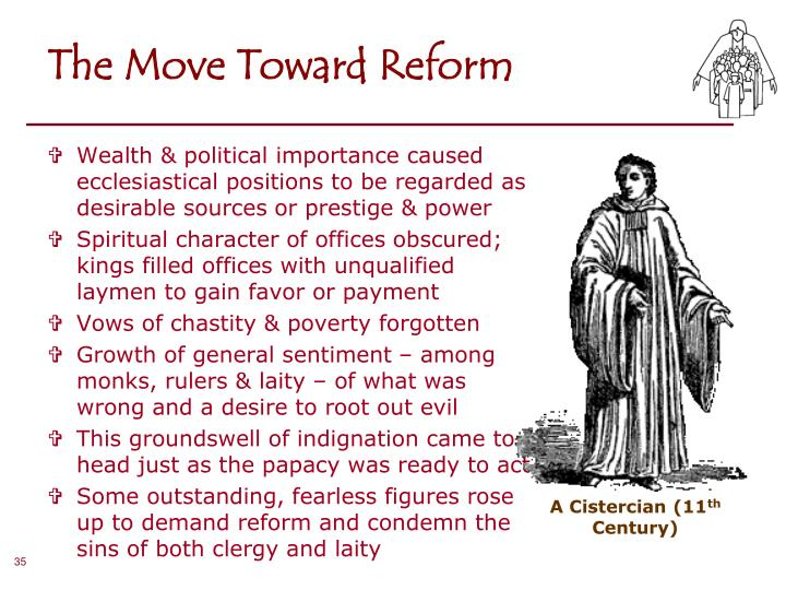 The Move Toward Reform