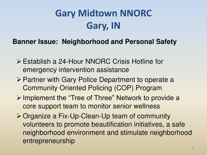 Gary Midtown NNORC