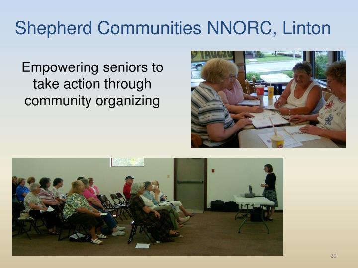 Shepherd Communities NNORC, Linton