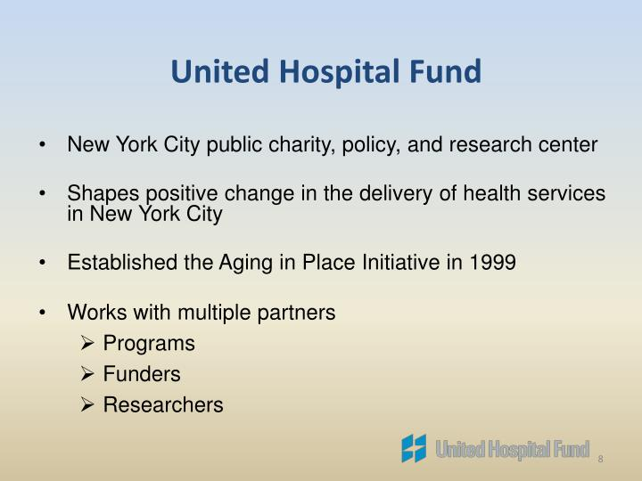 United Hospital Fund