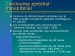 carcinoma epitelial mioepitelial1
