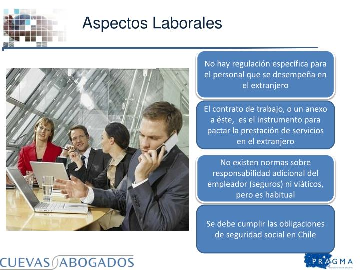 Aspectos Laborales