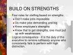 build on strengths1