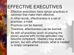 effective executives2
