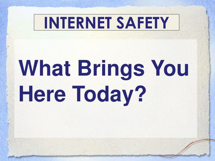 Internet safety1