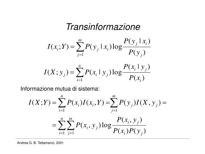 Transinformazione