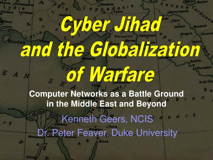 Cyber Jihad