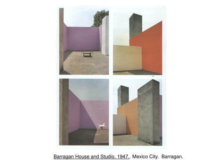 Barragan House and Studio