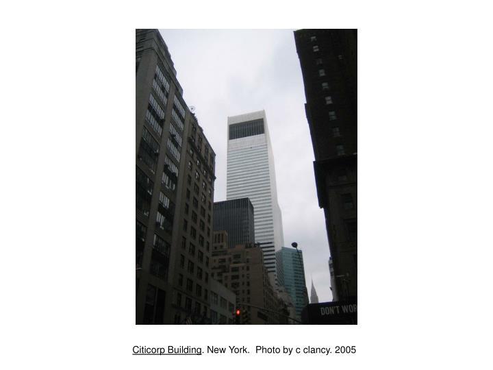Citicorp Building
