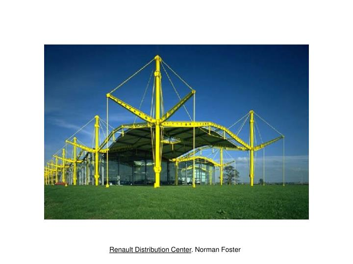 Renault Distribution Center
