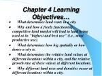 chapter 4 learning objectives1