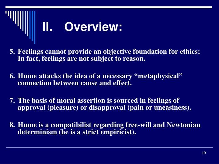 II.Overview: