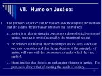 vii hume on justice