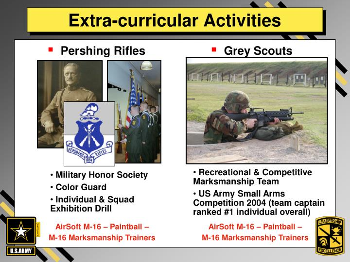 Ppt Army Rotc Powerpoint Presentation Id 1277414