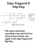 edge triggered d flip flop1