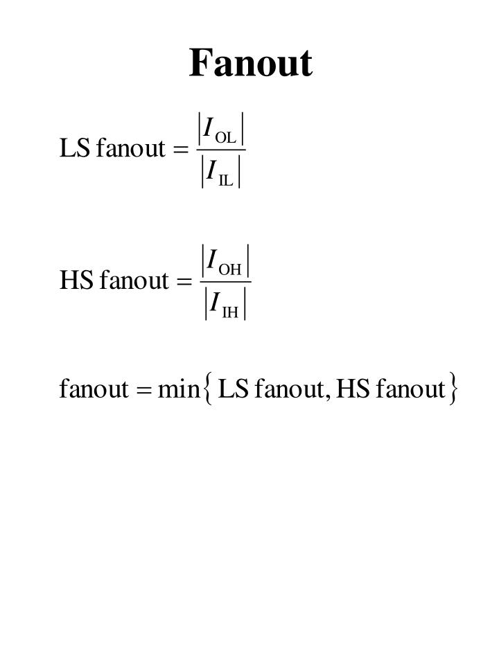 Fanout