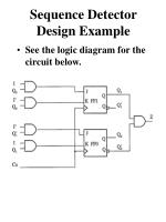 sequence detector design example5