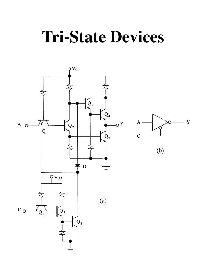 Tri-State Devices