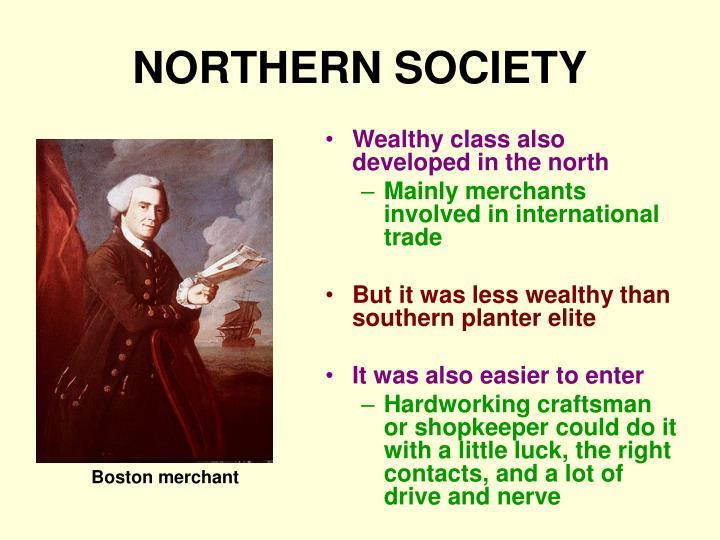 NORTHERN SOCIETY