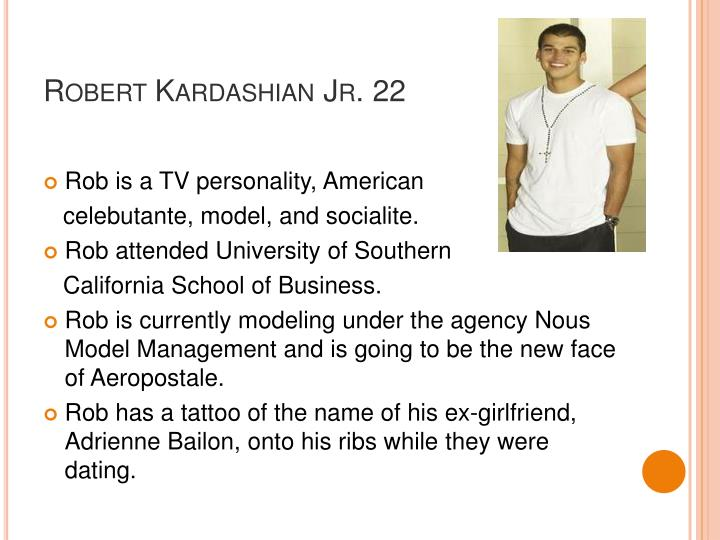 Robert Kardashian Jr. 22