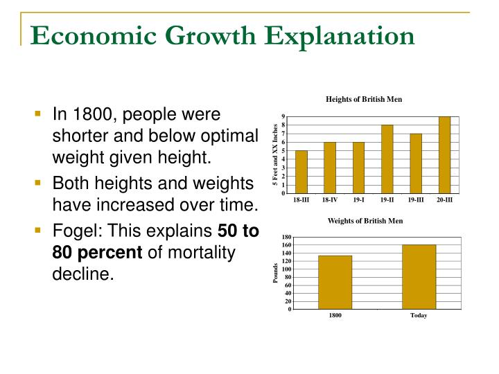 Economic Growth Explanation