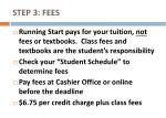 step 3 fees